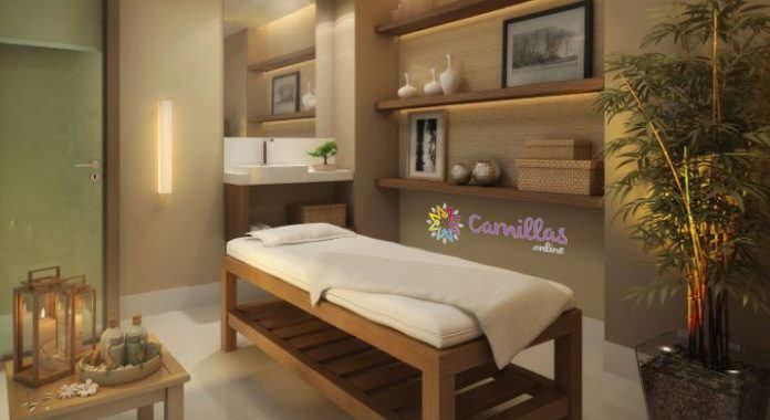 Como decorar una sala de masajes en - Decoracion zen spa ...